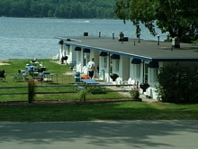 Waterside Resort a Lakeview of Cabins 1 thru 5
