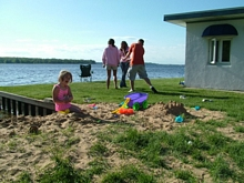 Plenty of fun for the kids at Waterside Resort
